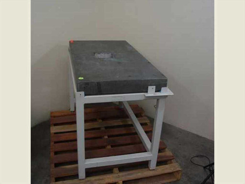 Mc Bain Instruments 24x44x4  Granite Surface Plate Table with Stand