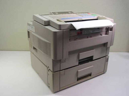 Ricoh 3500L  Fax Machine - Missing top and side paper holders