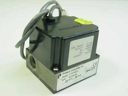 """Proteus 0150SS24  Fluid Flow Switch 24 VDC 1/2"""" NPT"""