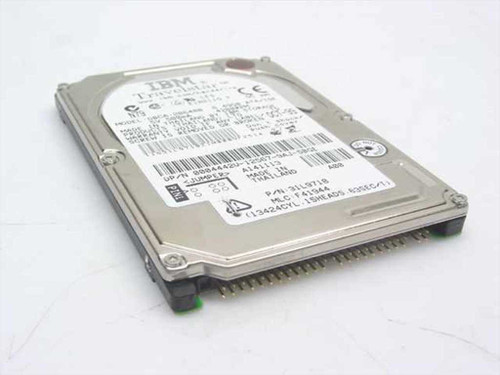 Dell 4442U  6.49GB IBM Travelstar Laptop Hard Drive 31L9718