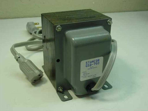Stancor GSD-750  Auto Transformer 230V to 115V