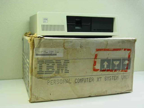 IBM 5160068  Personal Computer XT System Unit - Original Box