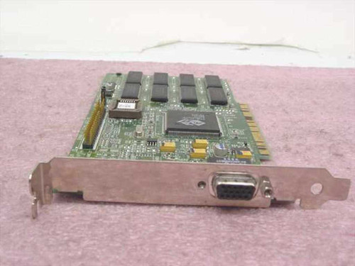 ATI 109-38800-20  Rage IIC PCI Video Card