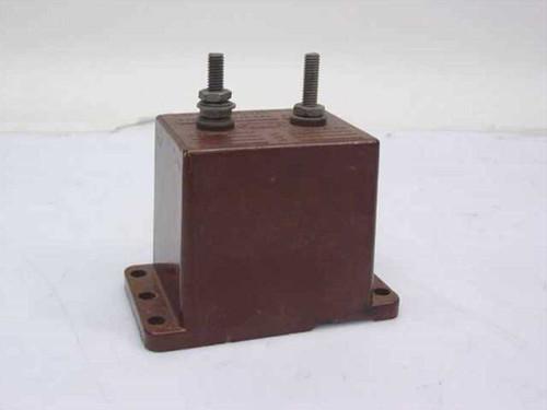 Solar 8-29-2  MICA Capacitor C=3.41 nF