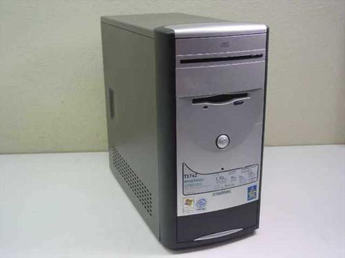 eMachines T1742  Celeron 1.7GHz, 512mb, 40 GB, CD-ROM Desktop Computer