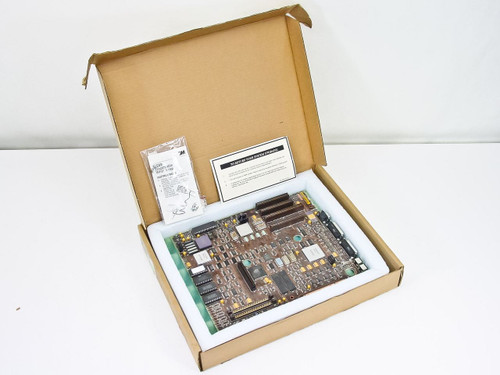 IBM 8550 PC Desktop Computer System Board 10 MHz 90X6866 90X9161