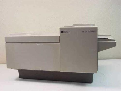 Ricoh Fax2800L  Facsimile Machine
