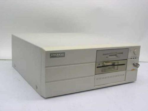 Hyundai Super-386C  386DX/20 Desktop Computer