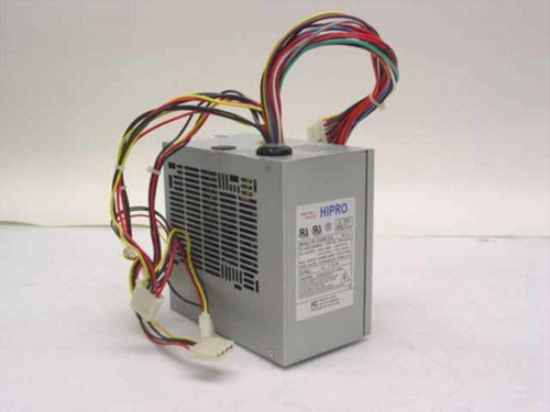 Hipro 200 W ATX Power Supply (HP-200NLXAK)