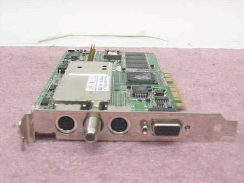 ATI 1025230101  Rage Pro Turbo AGP PCI Video Card