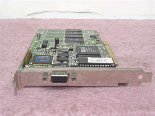 ATI 1023322710  Mach64 PCI Video Card 109-33200-10