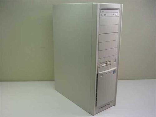 Generic Pentium 3  Pentium 3 500MHz, 256 MB, CD-ROM Desktop Computer