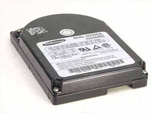 "Samsung 560MB 3.5"" IDE Hard Drive (SHD-30560A)"