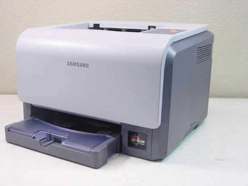 Samsung CLP-300  Color Laser Printer - No Toner Untested