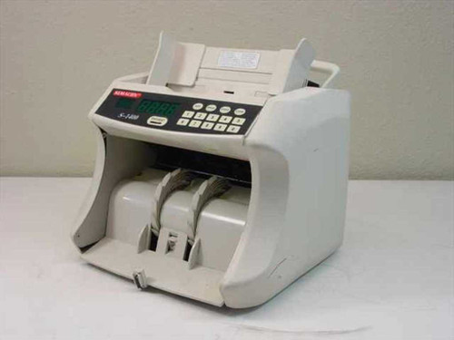 Semacon S-1400  Currency Counter