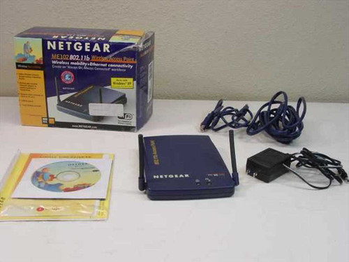 Netgear ME102NA  ME102 802.11b Wireless Access Point