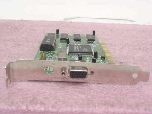 S3 Q5C2BB  Virge/DX PCI Video Card