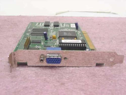 STB Systems 1X0-0334-309  S3 Trio64 PCI Video Card GACC2