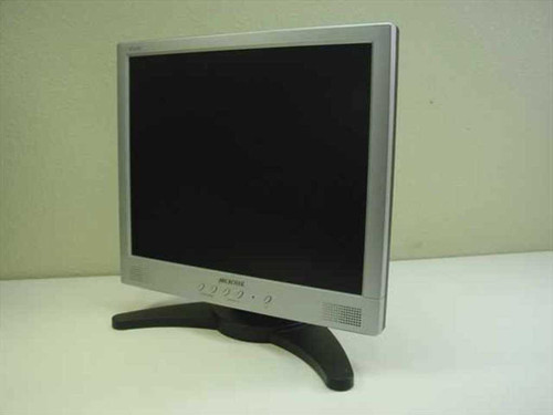 "Microtek C997SD  19"" LCD Monitor As Is"