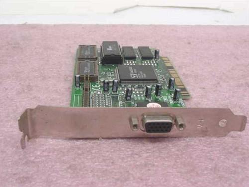 Trident Venus TRIO64V&/2  PCI Video Card S3 Trio64V2/DX