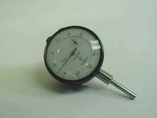 Scherr-Tumico 0138  Dial Indicator