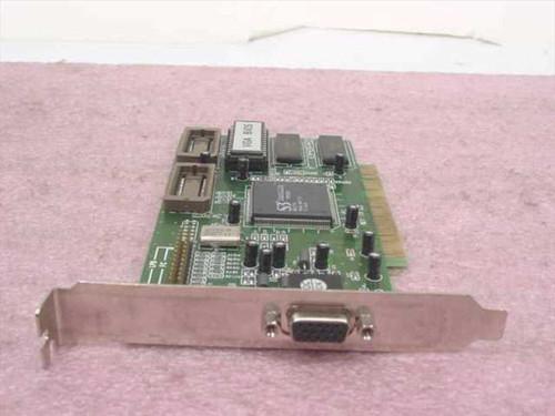 S3 P5C3DD  Trio64V2/DX PCI Video Card