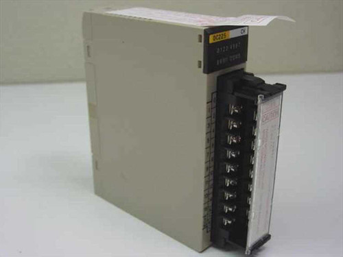 Omron C200H-OC225  Output Unit 250 VAC/24VDC 2A Point .8A