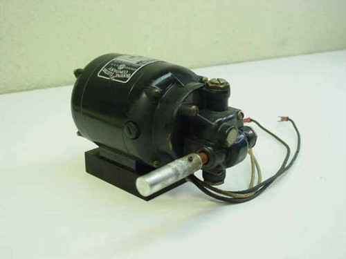 Bodine Electric company NSH-12R  Motor