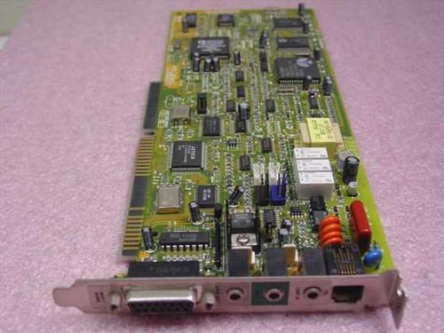 Aztech 138MMSN842  16Bit ISA Modem/ Sound Card