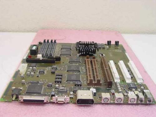 Apple 820-0555-A  Power Mac 7100 Motherboard