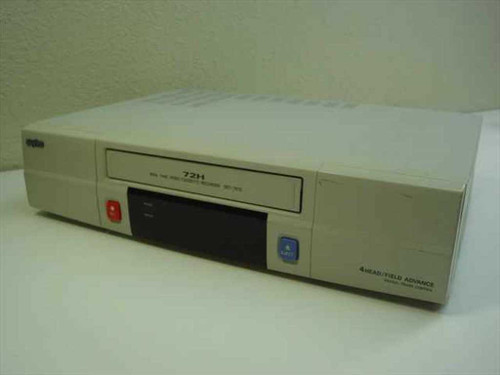 Sanyo SRT-7072  72 Hour Real Time Video Cassette Recorder