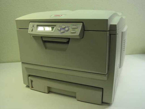 Oki C5100  Digital Color Printer N31130A