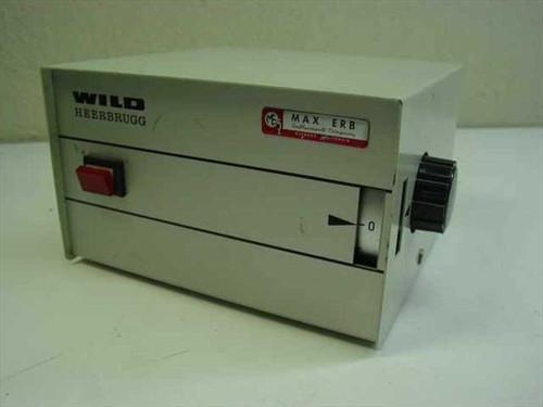 Wild Heerbrugg MTr 23  Variable Microscope Light Transformer