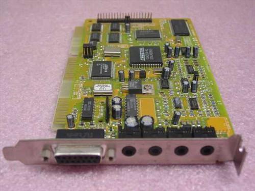 Crystal CS4231A-KL  ISA Sound Card