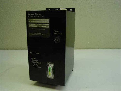 Onan Corp 5-00300-315203  Battery Charger 2 Amp 12/24V