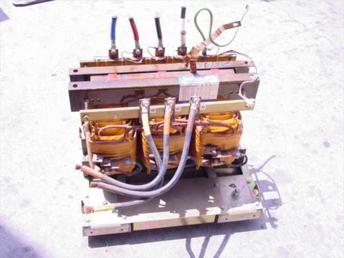 Computer Power Systems Corp. 50AA  50 KVA 208/120 Volt 3 Phase Transformer