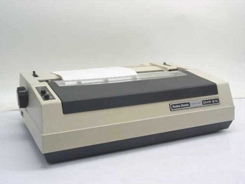 Radio Shack DWP 210  Daisy Wheel Printer TRS-80