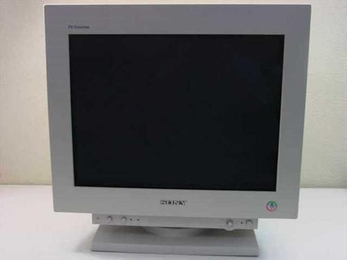 "Sony GDM-F500  20"" FD Trinitron Color Monitor"