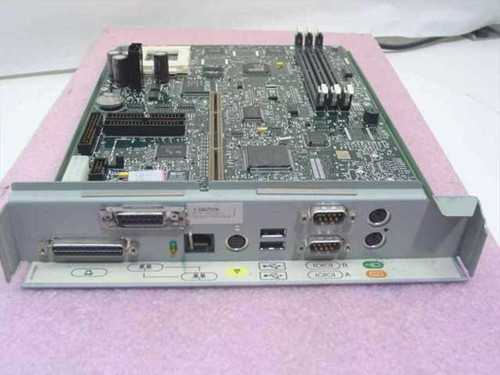 Compaq Socket 7 System Board / Motherboard W/ IO Panel (007426-012)