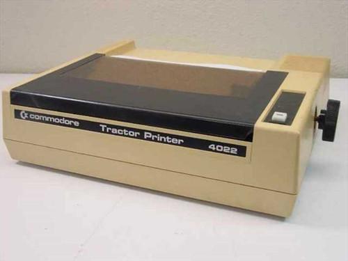 Commodore 4022  Tractor Printer Vintage