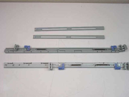 IBM 32P9108  Rackmount Server Sliders 32P9109 - Xseries 330