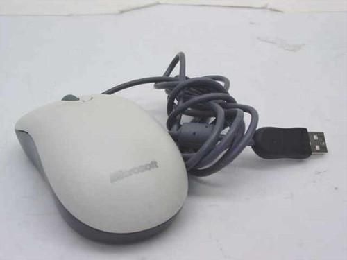 Microsoft X800898  3 Button USB Optical Wheel Mouse