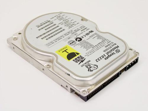 """Seagate 10.2GB 3.5"""" IDE Hard Drive (ST310232A)"""