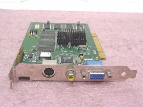 STB Systems 1X0-0695-008  PCI Video Card