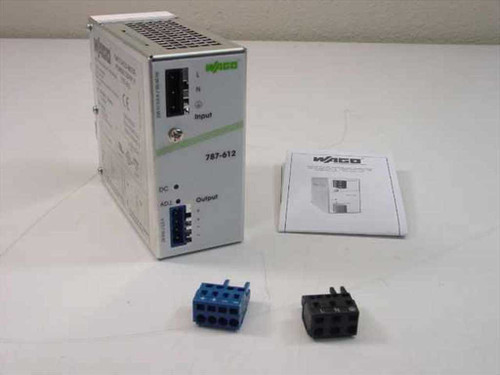Wago 787-612  Switched Mode Power Supply