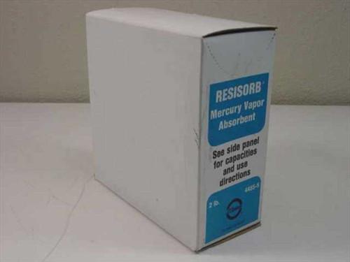 JT Baker 4455-05  Resisorb Mercury Vapor Absorbent Chemical