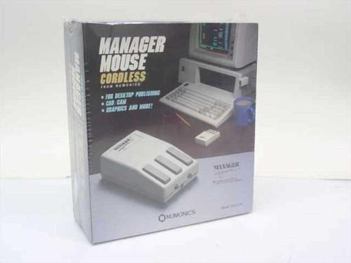 Numonics 1001C-IR  Manager Mouse Cordless