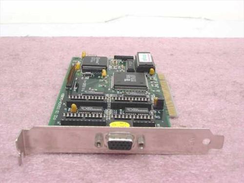 Cardex 9305-41  PCI Video Card ET4000/W32P