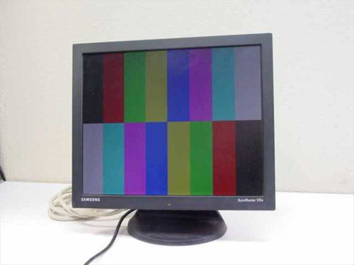 "Samsung 175V  17"" LCD color display GY17VSSBJ - PARTS Unit"