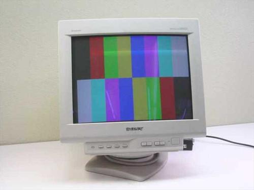 """Sony CDP-200ES  17"""" Trinitron Color Display"""